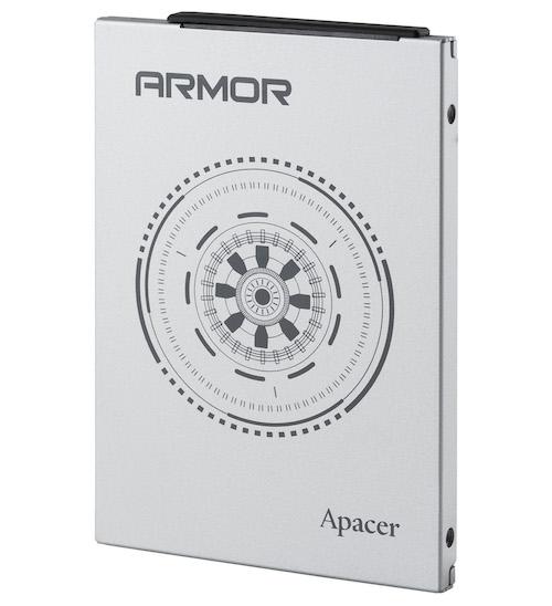 Apacer trình làng ổ cứng SSD tốc độ 545MB/s - 176036