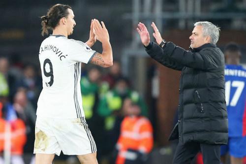 """MU & mộng """"ăn 3"""": Thành bại tại Mourinho, Ibrahimovic - 2"""