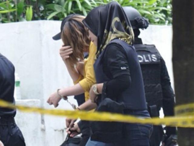 Đoàn Thị Hương bị buộc tội mưu sát, đối mặt án tử hình