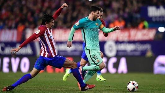 TRỰC TIẾP Barcelona - Gijon: Neymar có siêu phẩm