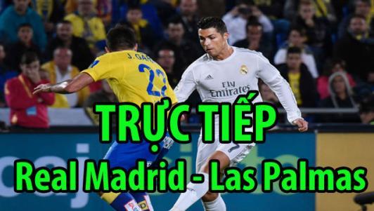 TRỰC TIẾP bóng đá Real Madrid - Las Palmas: Morata sát cánh Ronaldo