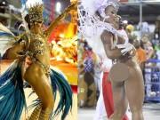 Thời trang - Mê đắm trong lễ hội ngập tràn nội y sexy ở Brazil