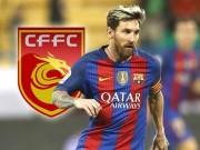 Bóng đá - Barca không sa thải Enrique, Messi sẽ tới Trung Quốc