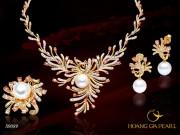 Thế giới thời trang - Giải mã sức hút trang sức ngọc trai Hoàng Gia Pearl