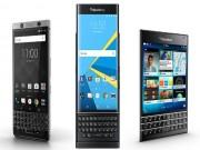 BlackBerry KeyOne đọ thông số với  đàn anh  Priv và Passport