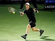 Thể thao - Dubai và Acapulco ngày 3: Murray như một cơn lốc