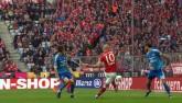 """Bàn thắng đẹp V22 Bundesliga: Robben, Aubameyang """"đọ súng"""""""