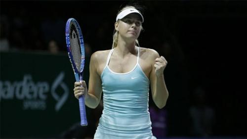 Tin thể thao 2/3: Sharapova được mời dự Italian Open