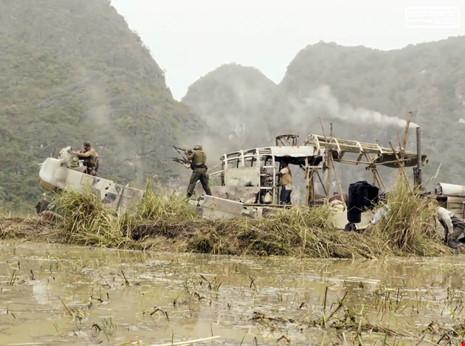 Mãn nhãn hình ảnh vn trên phim kong skull land - 9