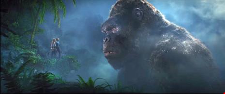 Mãn nhãn hình ảnh vn trên phim kong skull land - 3