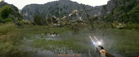 Mãn nhãn hình ảnh vn trên phim kong skull land - 11