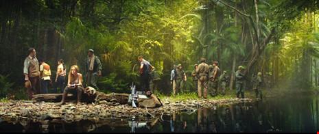 Mãn nhãn hình ảnh vn trên phim kong skull land - 1