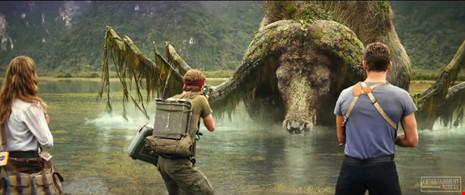 Mãn nhãn hình ảnh vn trên phim kong skull land - 5