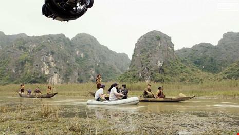 Mãn nhãn hình ảnh vn trên phim kong skull land - 10