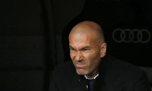 Real mất ngôi đầu Liga: Vì Zidane quá yêu cái đẹp