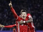 Bayern Munich - Schalke 04: Ngã ngũ trong hiệp 1