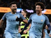 Bóng đá - Man City – Huddersfield: Trút cơn thịnh nộ