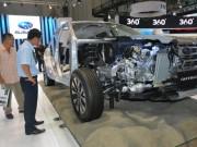 Thị trường - Tiêu dùng - Thuế bằng 0%, có nên tiếp tục phát triển ô tô?