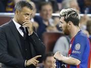 Barca, Enrique ra đi: Cạn kiệt ý tưởng và cần gió mới