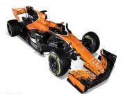 Thể thao - F1 2017, McLaren MCL32: Ẩn số của thế lực một thời