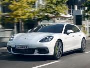 Tư vấn - Porsche giới thiệu Panamera Sport Turismo lạ lẫm