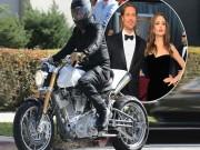 """Thế giới xe - Soi môtô giá 6,8 tỷ đồng của tài tử """"Ông bà Smith"""""""