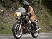 """Thế giới xe - Mê mệt """"chiến mã"""" Moto Guzzi Le Mans"""