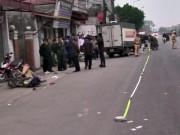 Tin tức trong ngày - Xe tải đâm 5 học sinh thương vong tại Hưng Yên