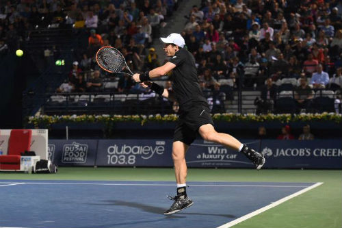 Murray - Kohlschreiber: Loạt tie-break tra tấn thể lực (TK Dubai Open)