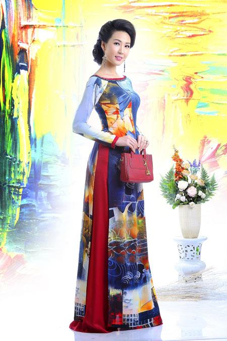 Thái Tuấn ra mắt BST 'Dòng chảy nghệ thuật' ấn tượng chào 8/3 - 6