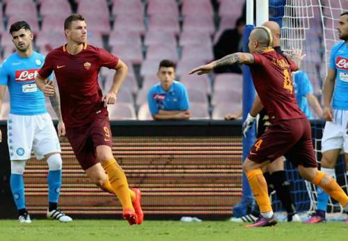 """Trước V27 Serie A: Roma – Napoli """"tử chiến"""", Juventus đắc lợi - 1"""