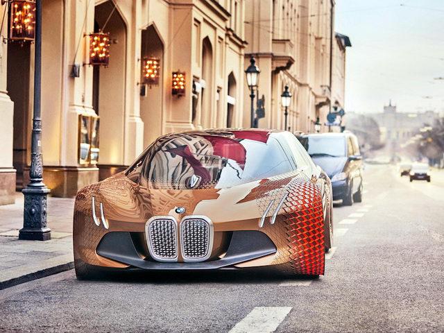 10 năm nữa sẽ có xe tự lái 100%