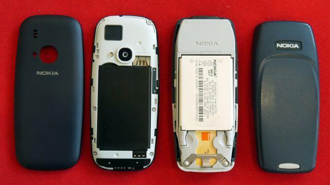 So sánh Nokia 3310 mới với Nokia 3310 cũ: Ai xứng làm vua? - 3