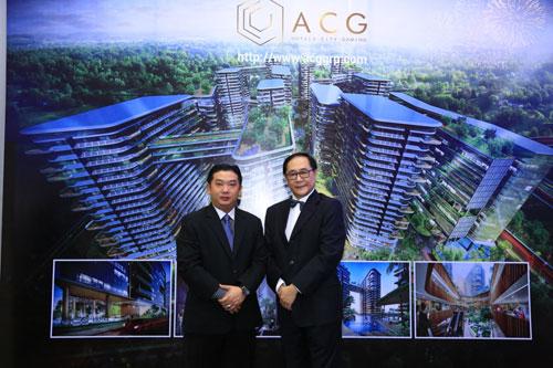 """CEO Công ty ACG Singapore nhận giải """"Nhà đầu tư quốc tế năng động tại VN"""" - 1"""
