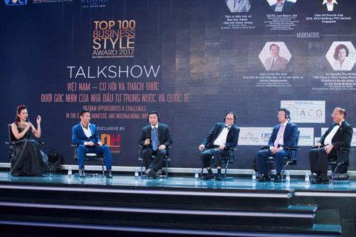 """CEO Công ty ACG Singapore nhận giải """"Nhà đầu tư quốc tế năng động tại VN"""" - 2"""