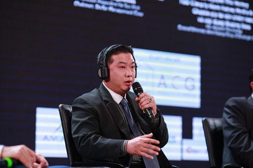 """CEO Công ty ACG Singapore nhận giải """"Nhà đầu tư quốc tế năng động tại VN"""" - 3"""