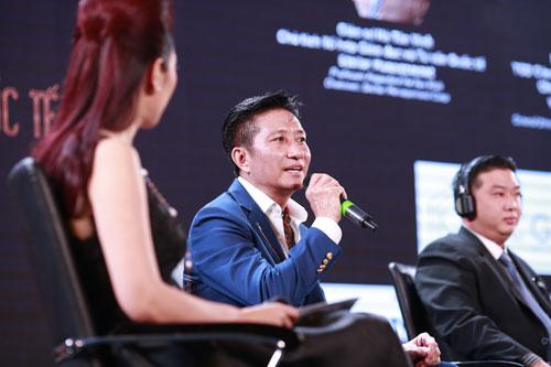"""CEO Công ty ACG Singapore nhận giải """"Nhà đầu tư quốc tế năng động tại VN"""" - 4"""