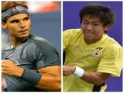 Chi tiết Nadal - Nishioka: Đòn kết liễu (TK Acapulco) (KT)