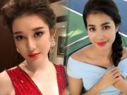 Làm đẹp - Mày râu gục ngã trước vẻ đẹp của Huyền My hay Phạm Hương?
