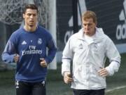 Real: Ronaldo chấn thương, phao cứu sinh đã thủng
