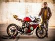 Huyền thoại Triumph Legend TT hóa  tên lửa mặt đất