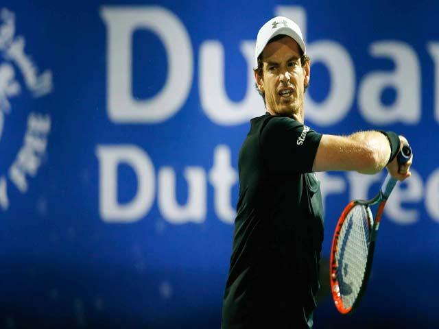 Murray – Pouille:  Sau bão lại có lốc (BK Dubai)