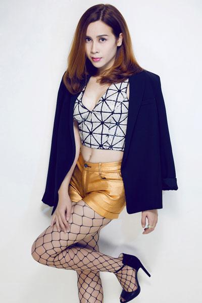 Lưu Hương Giang giảm thần tốc 19kg chỉ trong 3 tháng - 4