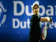 Murray - Pouille:  Sau bão lại có lốc (BK Dubai)