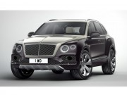 Tư vấn - Bentley Bentayga Mulliner: Nâng tầm SUV siêu sang