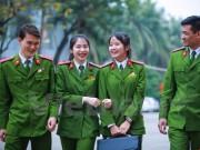 Giáo dục - du học - Tiêu chuẩn được tuyển vào trường công an năm 2017