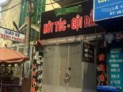 An ninh Xã hội - Chân dài bán dâm bạc triệu tại tiệm hớt tóc