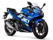 """Suzuki GSX250R - """" Chiến binh đường phố """"  với mức giá 120 triệu đồng"""