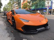 Tư vấn - Cận cảnh Lamborghini Huracan LP610-4 độ Novara đầu tiên tại VN
