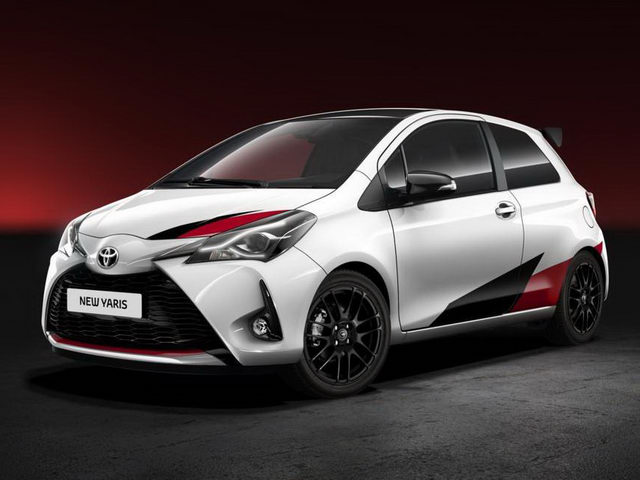 Toyota sắp giới thiệu Yaris mạnh 210 mã lực